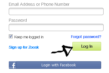 zoosk sign in step 3