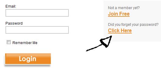 blackchristianpeoplemeet password recovery