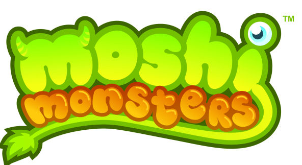 moshimonsters logo