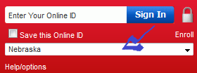 bank of america login step 2