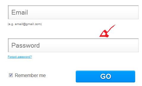 wix login step 3