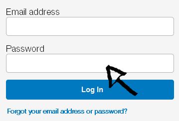 paypal login step 2