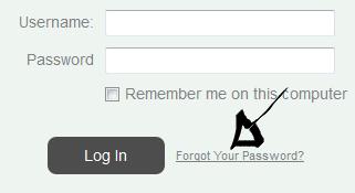 panopto password recovery