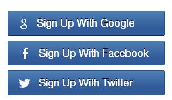 quora sign in social profiles