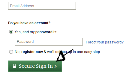 barnes and noble sign in page step 3