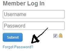 study island password recovery