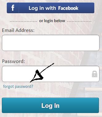 eharmony.ca password recovery