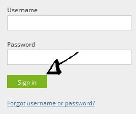 wyzant login step 3