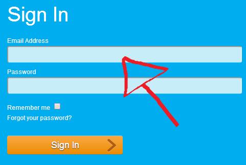 crashplan pro login step 1