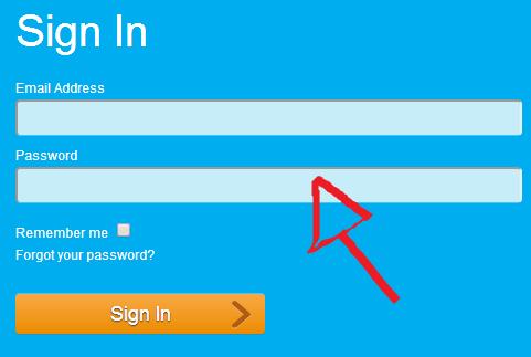 crashplan pro login step 2