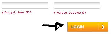 nissan finance login step 3